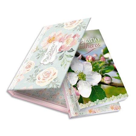Pão Diário Mulheres - Sejam Cheias de Alegria - Box para Presente