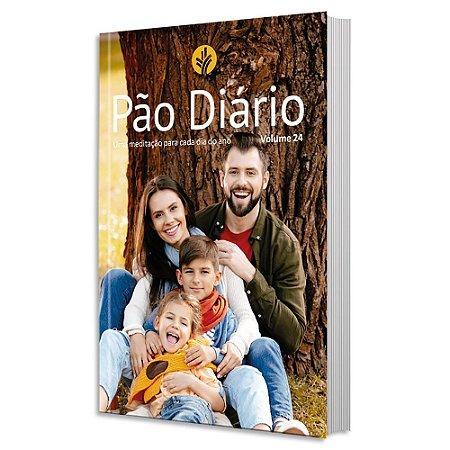 Pão Diário Vol. 24 - Capa Família
