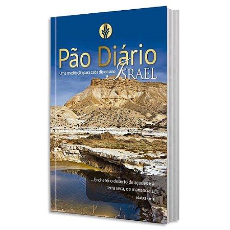 Pão Diário Vol. 24 - Capa Israel