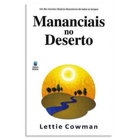 Devocional Diário Mananciais no Deserto