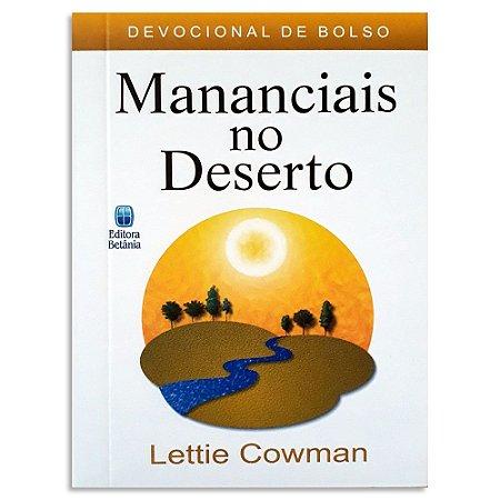 Mananciais no Deserto - Edição de Bolso