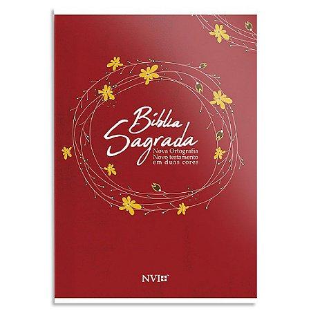 Bíblia NVI Vermelha