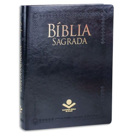 Bíblia de Púlpito com Letra ExtraGigante