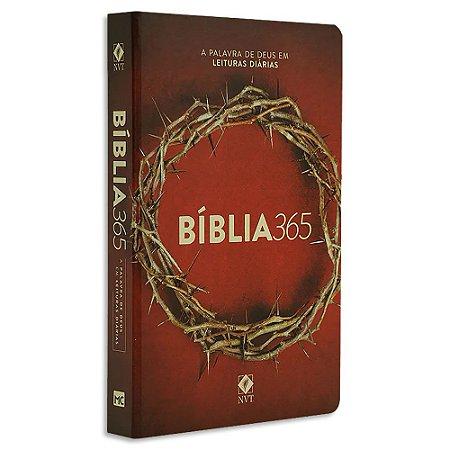 Bíblia 365 NVT Coroa