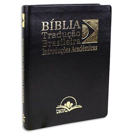 Bíblia Tradução Brasileira Introduções Acadêmicas