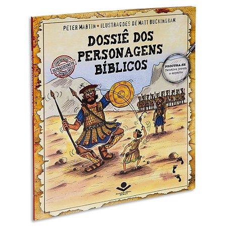 Dossiê dos Personagens Bíblicos