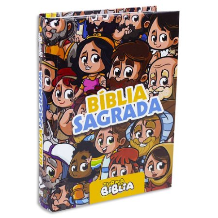 Bíblia Infantil Turma da Bíblia