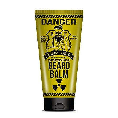 Beard Balm Bálsamo Hidratante Danger Barba Forte 170gr