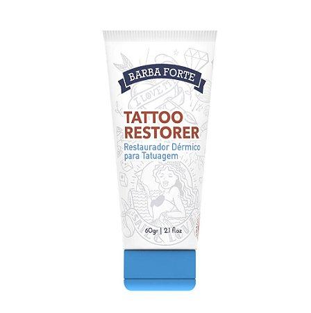 Restaurador Dérmico para Tatuagem Tattoo Restorer 60gr