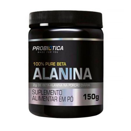 100% Pure Beta Alanina 150g - Probiotica