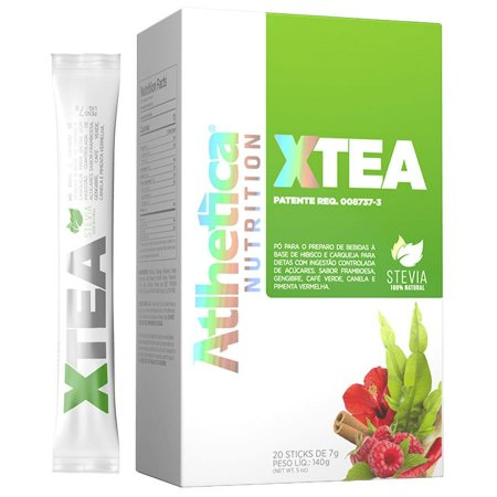 Xtea (20 Sticks) Atlhetica Nutrition