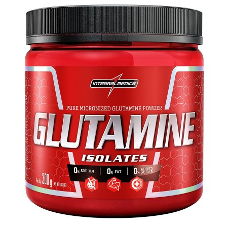 Glutamine Isolates - Integralmedica