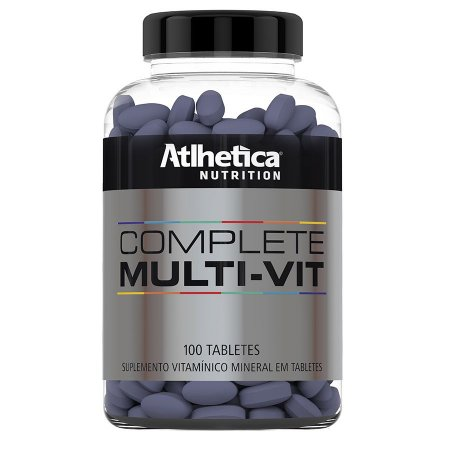 Complete Multi-Vit (100 tablets) Atlhetica Nutrition