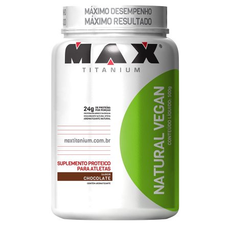 Natural Vegan (500g) Max Titanium