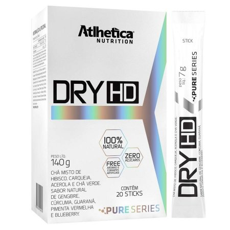 Dry HD - Atlhetica Nutrition
