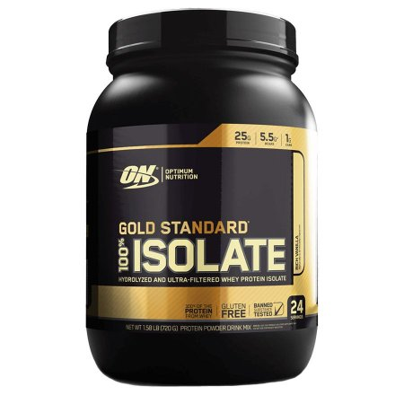 Gold Standard 100% Isolate (720G) Optimum Nutrition