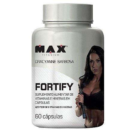 Fortify (60 capsulas) Max Titanium