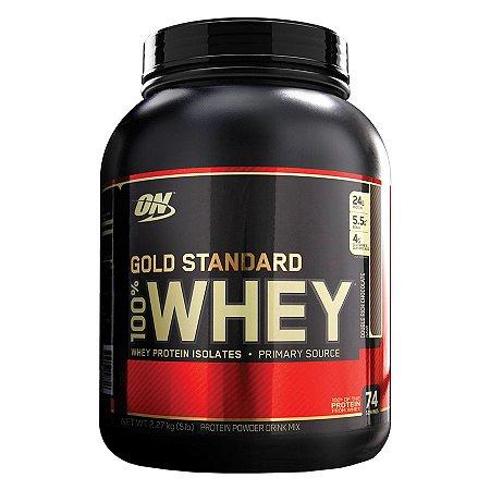 Gold Standard 100% Whey 5lb / 2,27kg - Optimum Nutrition