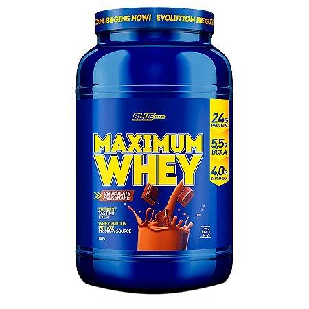 Maximun Whey 2lbs - Blue Series