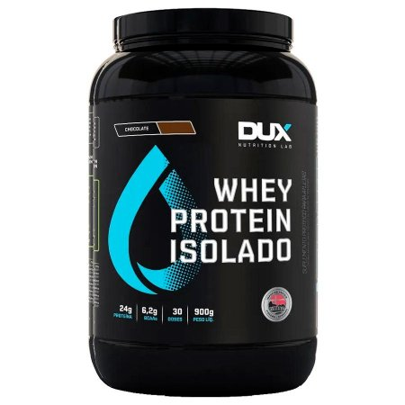 Whey Protein Isolado All Natural 900g - Dux