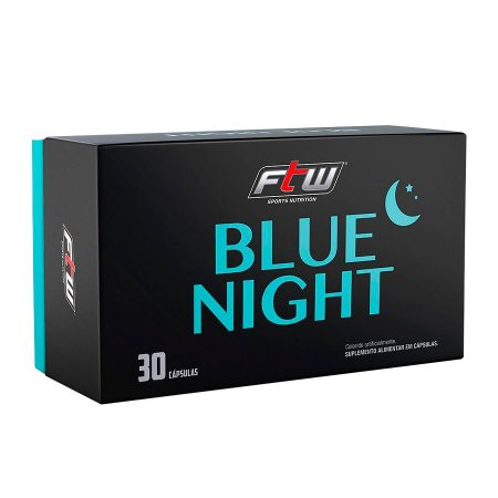 Blue Night 30caps - FTW