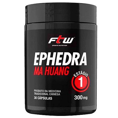 Ephedra 300mg - 30caps - FTW