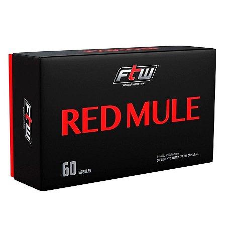 Red Mule 60caps - FTW