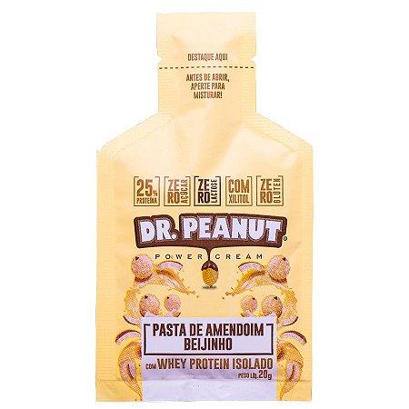 Pasta de Amendoim 20g sachê - Dr. Peanut