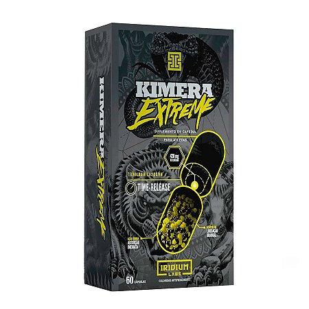 Kimera Extreme 60 cápsulas Iridium Labs