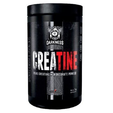 Creatine Monohydrate Powder - Darkness
