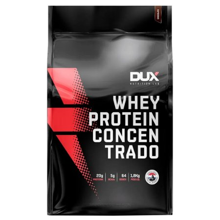 Whey Protein Concentrado - Dux