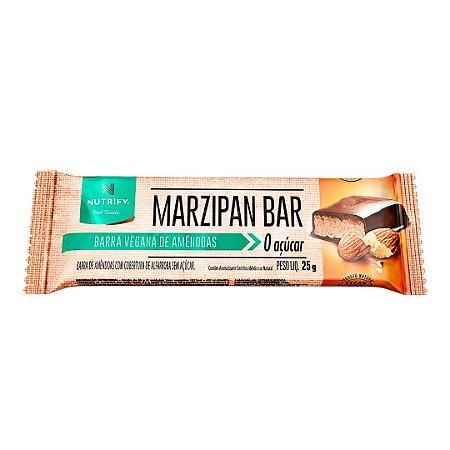 Marzipan Bar (Barra Vegana de Amêndoas) 25g - Nutrify