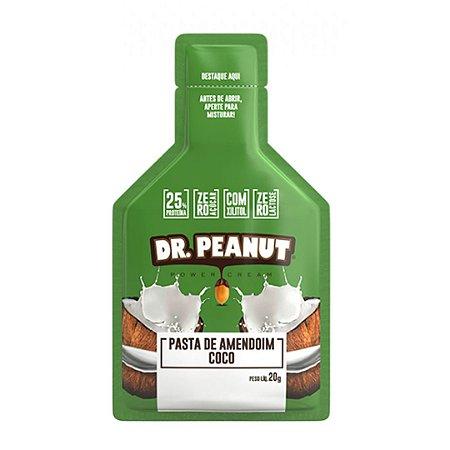 Pasta de Amendoim Sachê 20g - Dr. Peanut