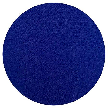 Sousplat liso azul royal