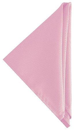 Guardanapo liso rosa