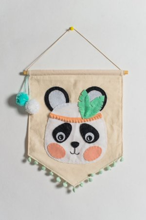 Flâmula Panda (tamanho G)