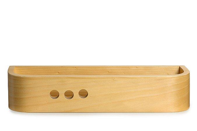 Prateleira Dots - Madeira (Collab Elefante Design)