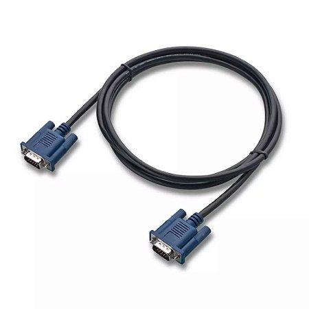 Cabo Multilaser VGAm X VGAm 1.8M Azul - WI208