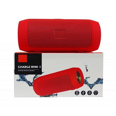 Caixa De Som Portátil Charge 2 Plus Bluetooth