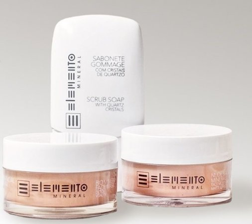 Kit Mineral Face Care