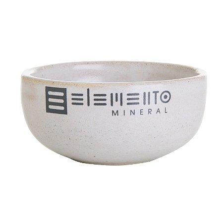 Bowl cerâmica para máscara facial