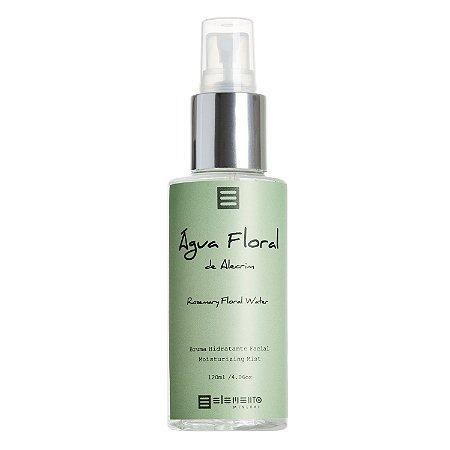 Água Floral de Alecrim - Bruma Hidratante Facial 120ml