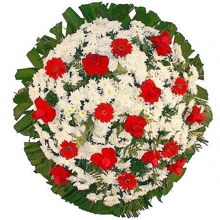 Coroa de Flores Condolências