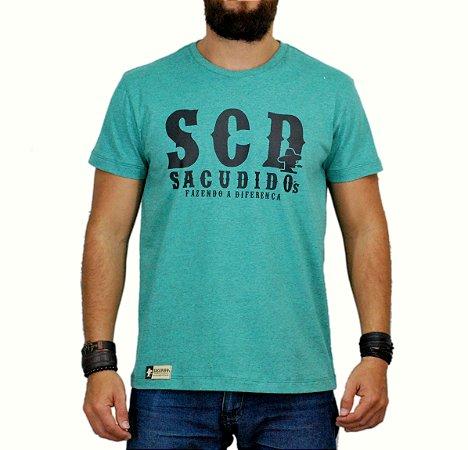 Camiseta Sacudido's SCD Verde