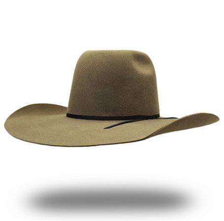 Chapéu Sacudido´s - Feltro Xerife - Castor
