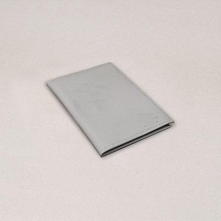 Porta Cartão Sacudido's - Napa Branca