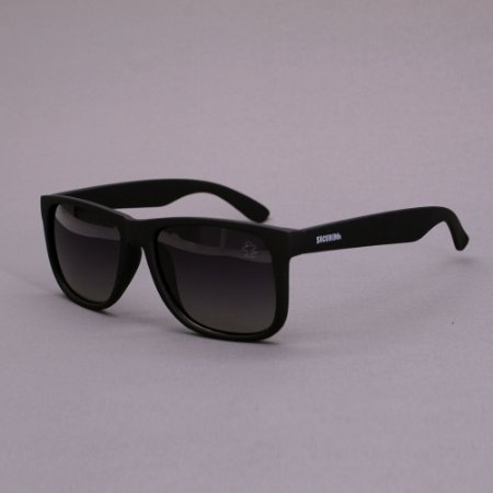 Óculos Sacudido´s - Preto Fosco Liso