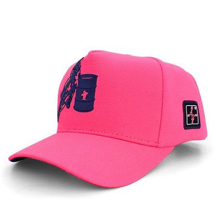 Boné Sacudido´s - Tambor - Pink