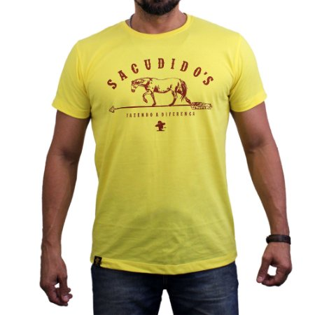 Camiseta Sacudido's - Cavalo Flecha - Verano