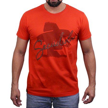 Camiseta Sacudido's - Assinatura Corda - Tomatino